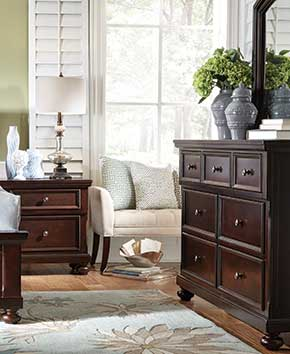 At Badcock Home Furniture U0026more, We Have A Large Assortment Of Nightstands,  Dressers, Chests, And Other Bedroom Furniture In A Variety Of Styles.