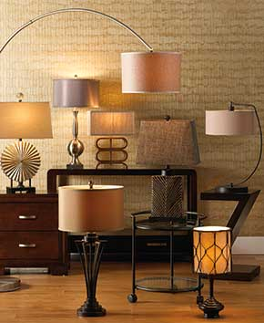 variety lamps