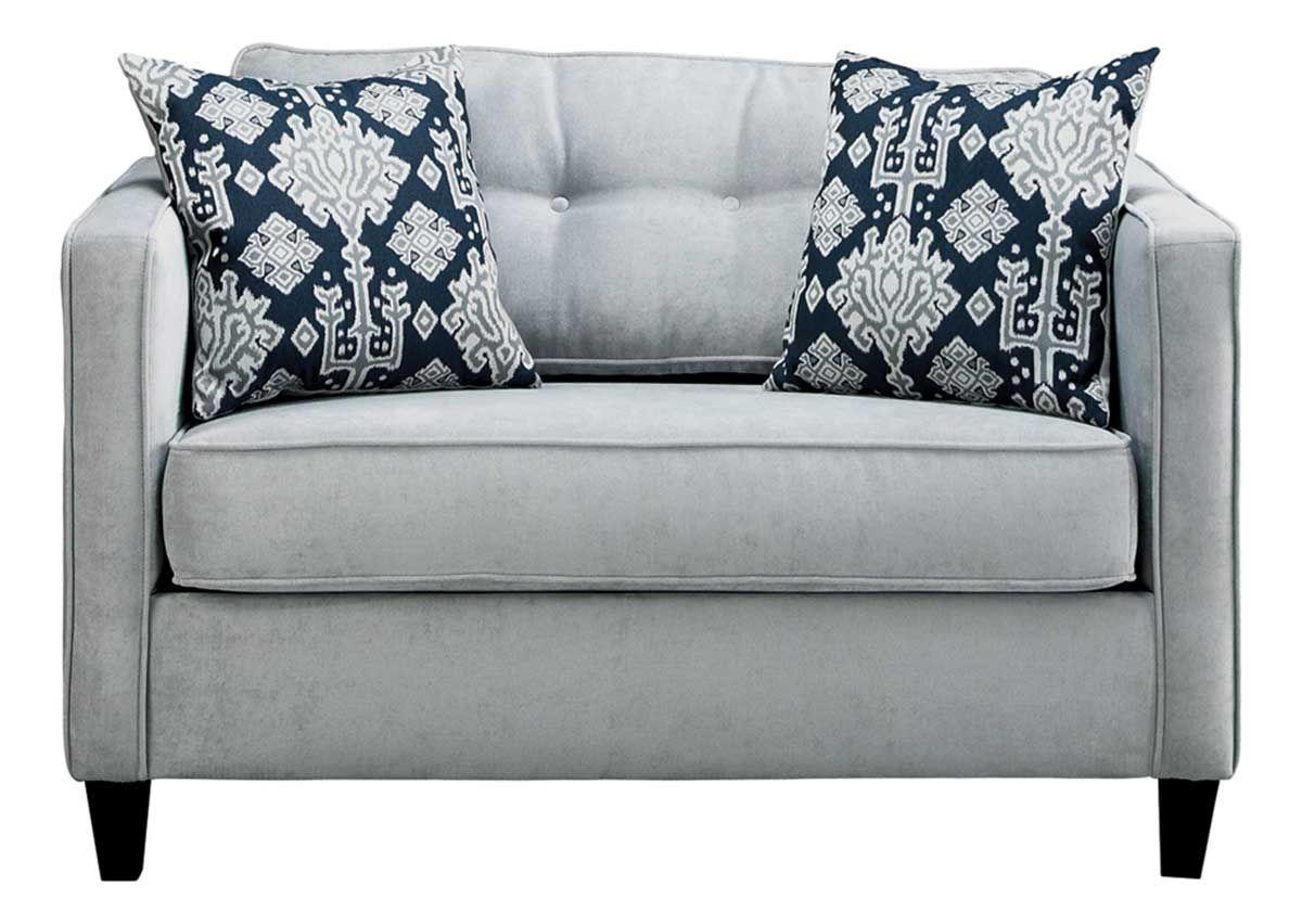 orian twin sleeper sofa badcock more. Black Bedroom Furniture Sets. Home Design Ideas