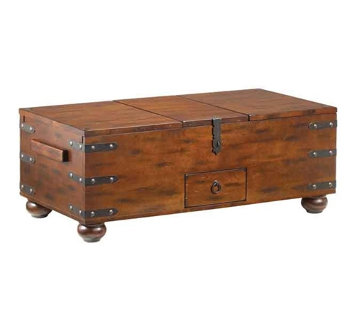 Picture of CANYON COVE STORAGE COFFEE TABLE