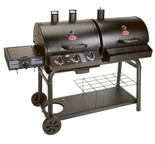 Picture of CHAR-GRILLER GAS & CHARCOAL GRILL