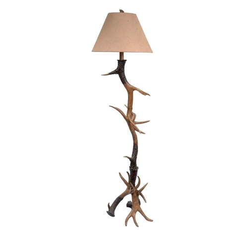Picture of DEER SHED FLOOR LAMP