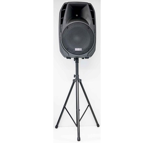 Picture of EDISONPROFESSIONAL BLUETOOTH SPEAKER/W STAND