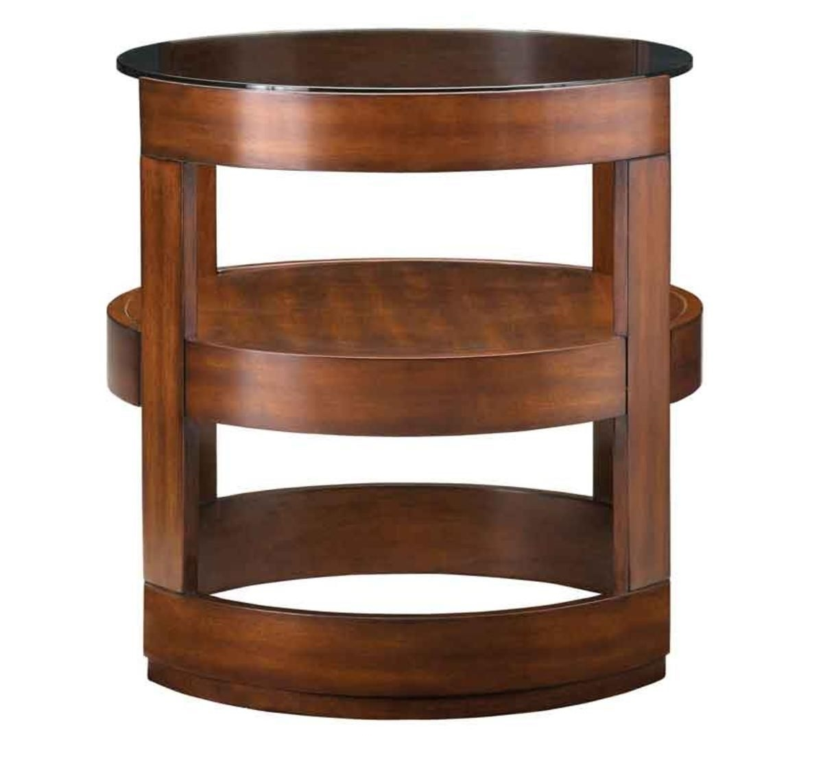 Picture Of CONTOUR END TABLE