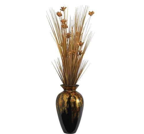 Picture of MARDI GRAS VASE