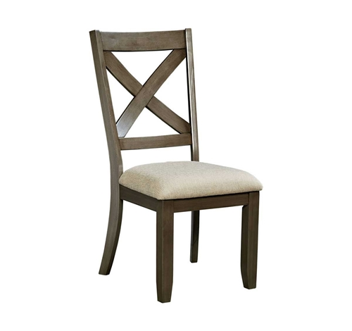 Picture of DALLAS GREY DINING CHAIR