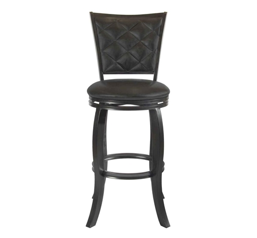 Picture of PORTLAND CREEK BLACK BARSTOOL