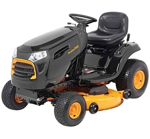 "Picture of POULAN 46"" HYDRO RIDING MOWER"