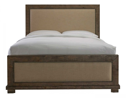 Lovely HOMESTEAD QUEEN UPHOLSTERED BED