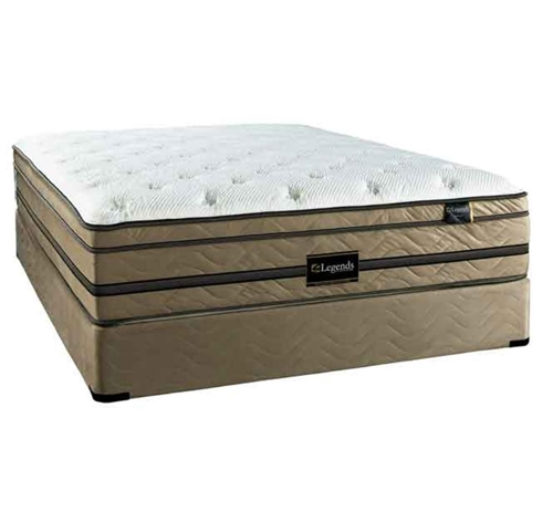 Picture of LEGENDS SIGNATURE LUXURY CLOUD QUEEN MATTRESS SET