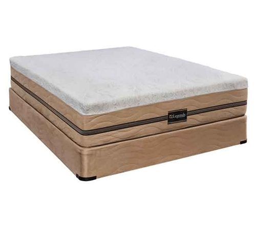 Picture of LEGENDS SIGNATURE OASIS HYBRID QUEEN MATTRESS SET
