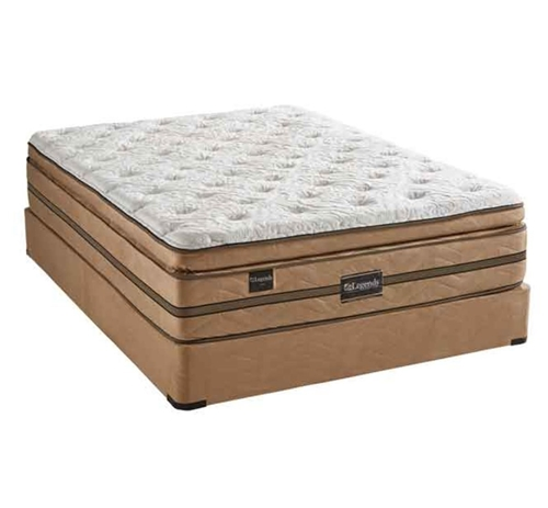 Picture of LEGENDS SIGNATURE TRANQUIL HYBRID QUEEN MATTRESS SET