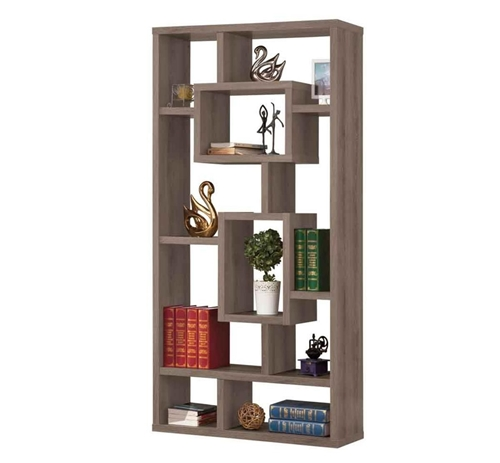 Picture of HERMOSA GEOMETRIC BOOKCASE