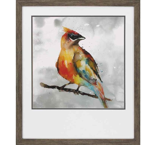 Picture of CARDINAL WALL ART