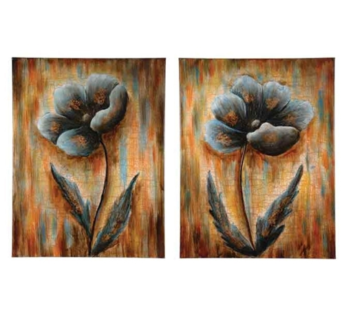 Picture of BLOOMING FLORALS PAIR