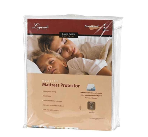 Picture of LEGENDS STAINGUARD QUEEN MATTRESS PROTECTOR