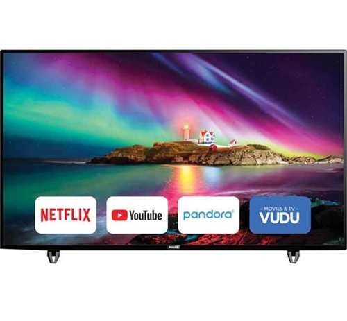 "Picture of PHILIPS 50"" SMART 4K ULTRA HD TV"