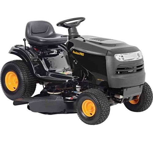 "Picture of POULAN 42"" RIDING MOWER"