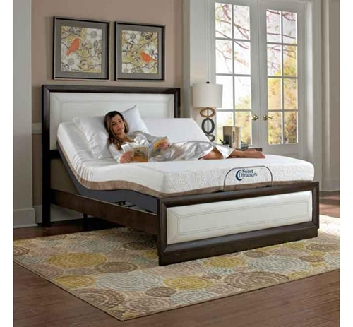 Picture of BRIDGEPORT TWIN XL MATTRESS POWER SET