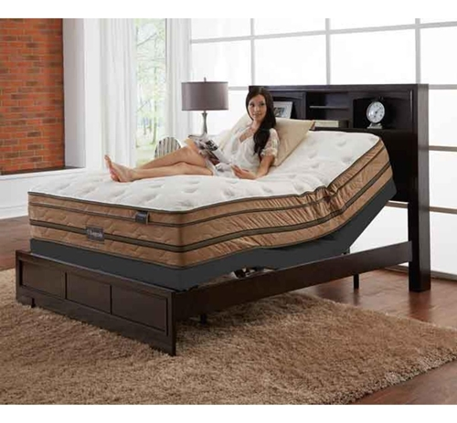 Picture of LUXURY CLOUD QUEEN MATTRESS POWER SET