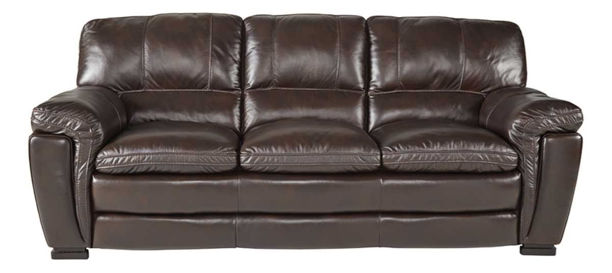 Charmant Picture Of CALDWELL CHOCOLATE SOFA