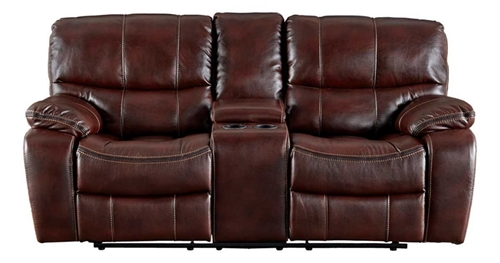 Picture of HAMILTON GLIDING CONSOLE LOVESEAT