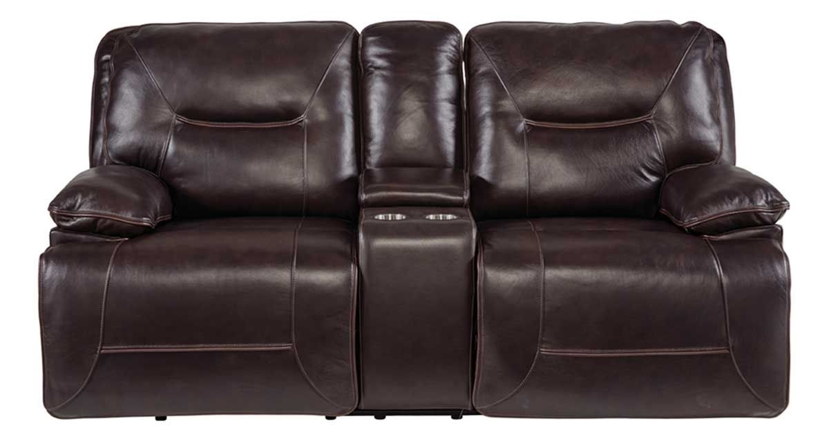 Picture Of Maddox Pwr Reclining Loveseat