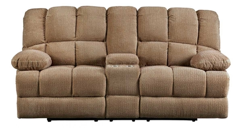 Picture of NEWMAN RECLINING CONSOLE LOVESEAT