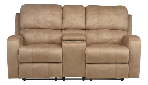 Picture of SAVANNAH RECLINING CONSOLE LOVESEAT