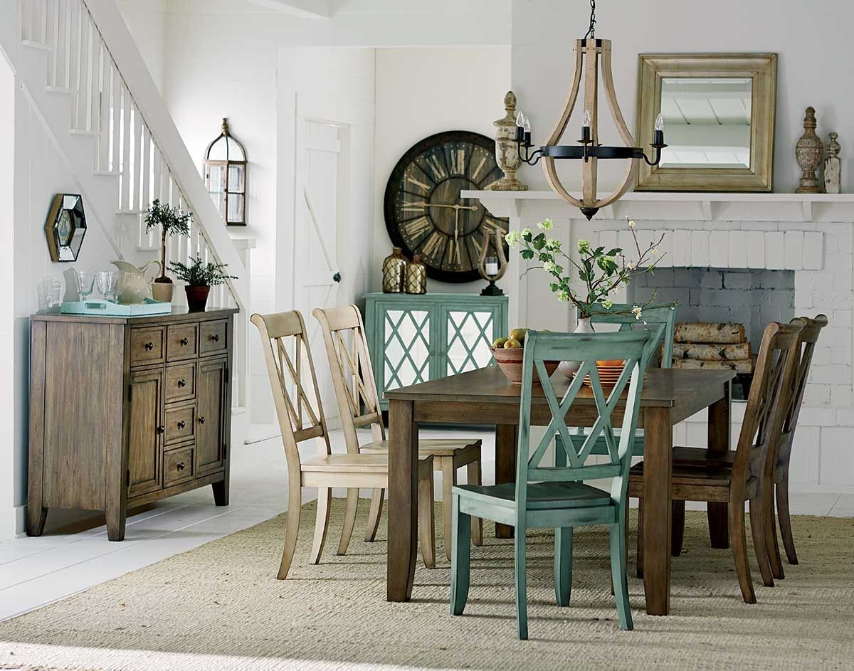 Picture Of Vintage 5 Pc Dining Set
