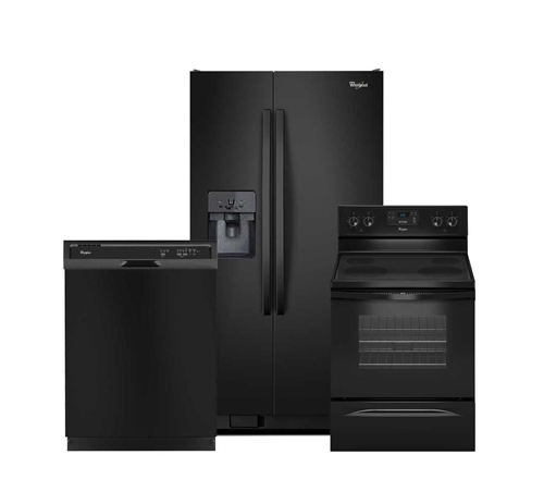 Picture of Whirlpool 3 PC Appliance Package