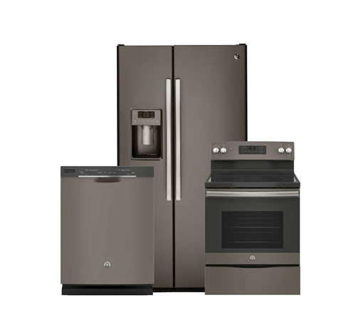 Picture of GE 3 PC Slate Appliance Package