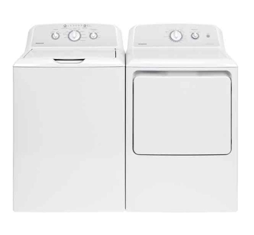 Picture of Hot Point Top Load Washer & Dryer Pair