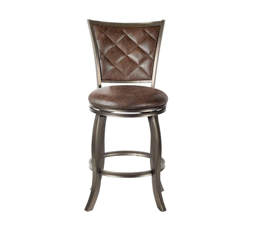 Picture of PORTLAND CREEK BROWN BARSTOOL