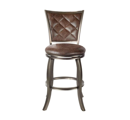 Picture of PORTLAND CREEK BROWN COUNTER STOOL