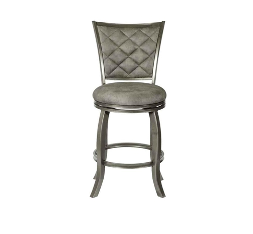 Picture of PORTLAND CREEK GRAPHITE BARSTOOL