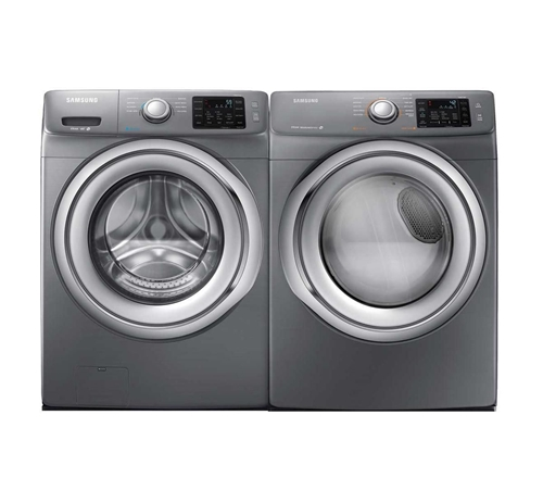 Picture of Samsung Front Load Washer & Dryer Pair