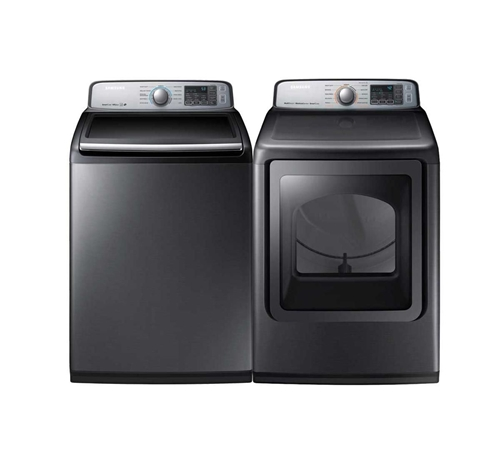 Picture of Samsung Top Load Washer & Dryer Pair
