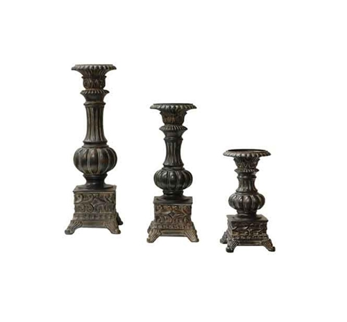 Picture of LORELEI CANDLEHOLDER SET