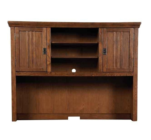 Picture of OAK PARK DESK HUTCH