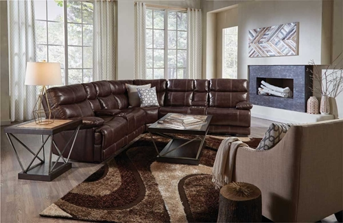 Picture of CHARLESTON 6PC SECTIONAL