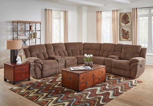 CARTER 6 PC SECTIONAL
