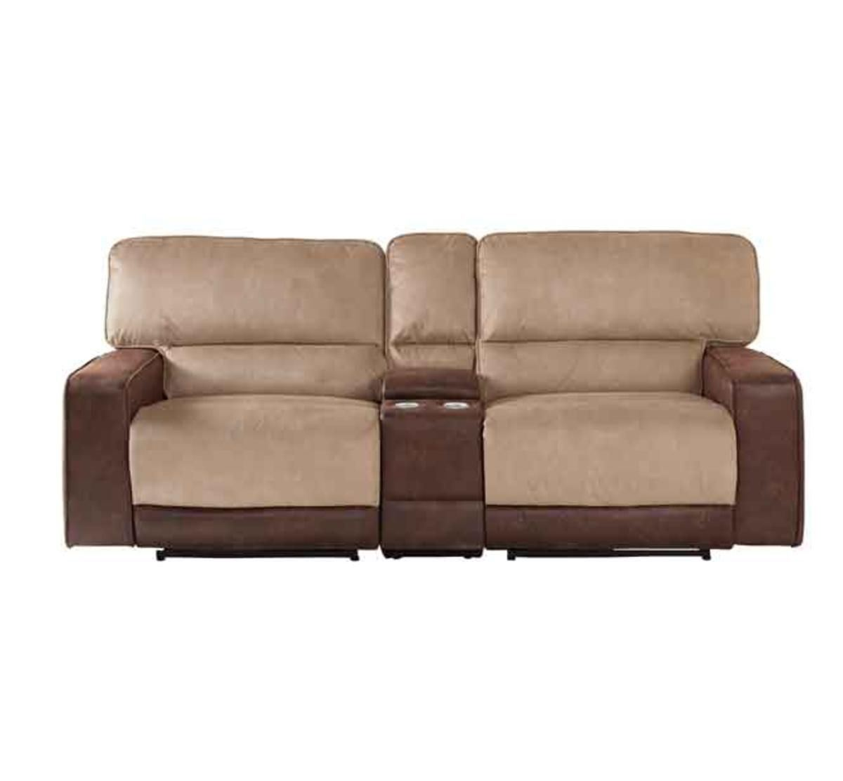 Picture Of PASADENA 3 PC CONSOLE SOFA ...