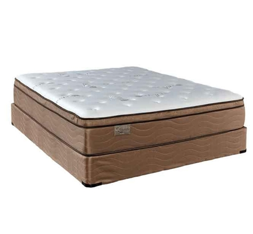 Picture of LEGENDS EURO COMFORT II ™ FULL MATTRESS SET