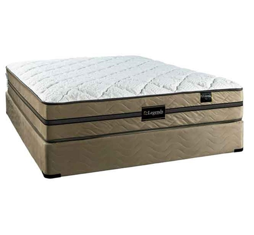 Picture of LEGENDS SIGNATURE FREEDOM QUEEN MATTRESS SET
