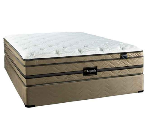 Picture of LEGENDS SIGNATURE LUXURY CLOUD FULL MATTRESS SET
