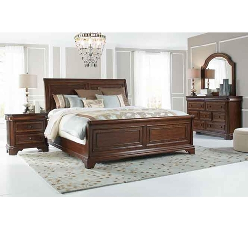Picture of Fairmont 5 Pc King Bedroom Group