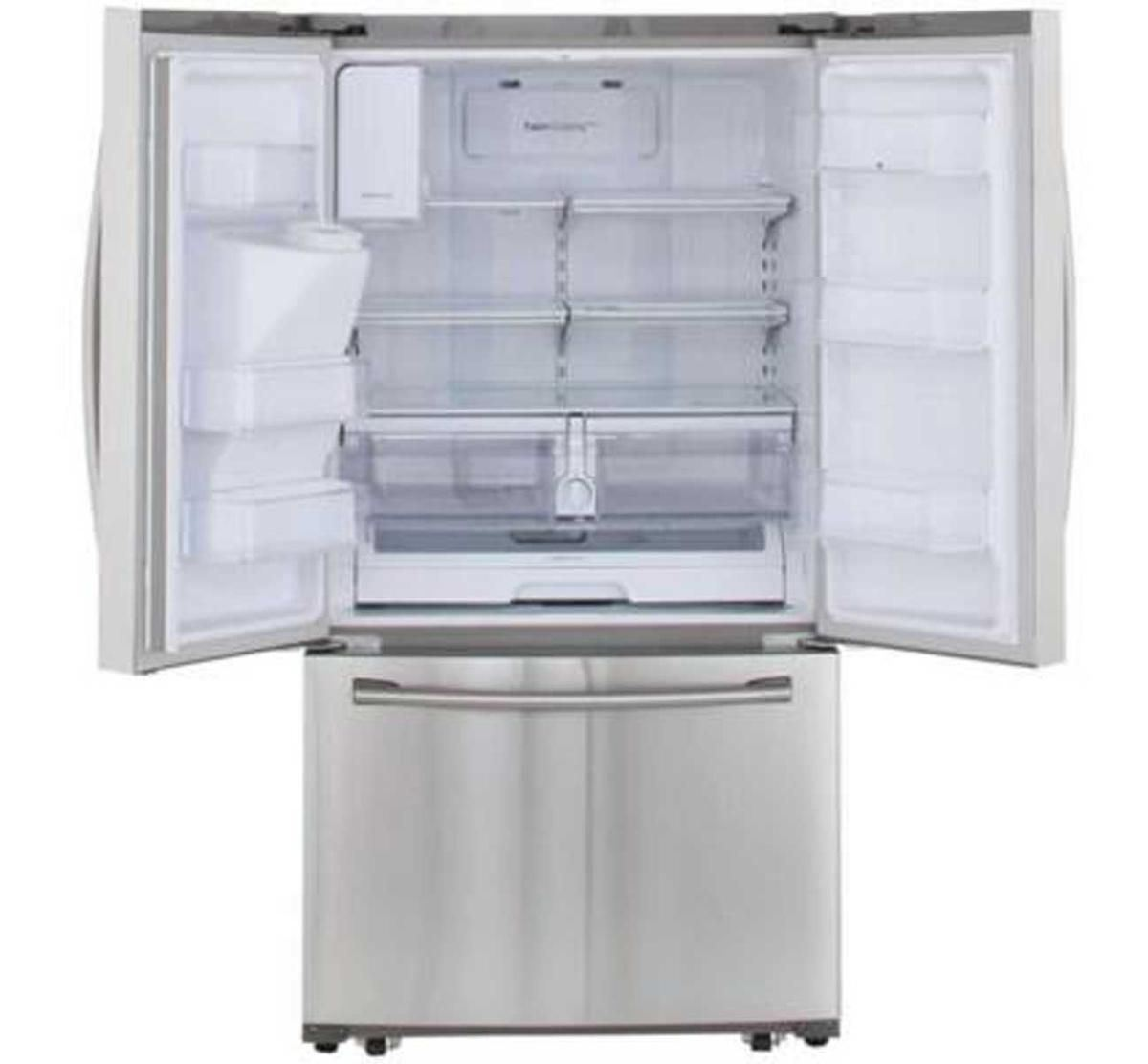 Genial ... Picture Of SAMSUNG FRENCH DOOR REFRIGERATOR ...