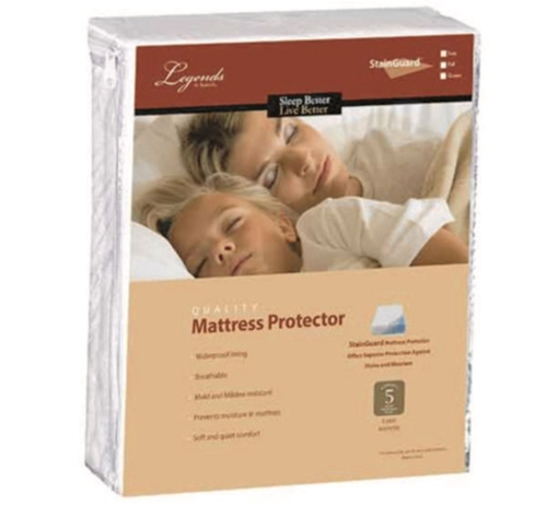 Picture of LEGENDS STAINGUARD FULL MATTRESS PROTECTOR
