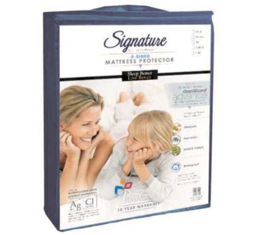 Picture of SIGNATURE 5-SIDED TWIN MATTRESS PROTECTOR